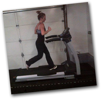 life sydney hire treadmill fitness