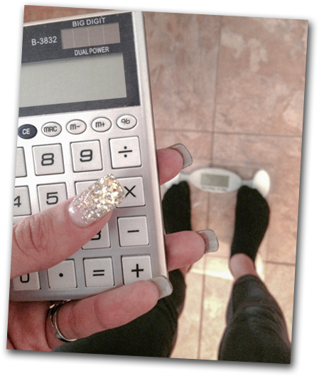 Weight loss calculator percentage by Dr  Halls and Moose